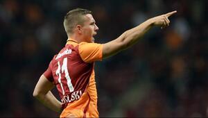 Yasin ve Podolski, birbirine pas atmıyor