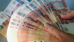 Rublede rekor düşüş