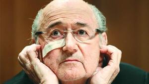 Sepp Blatter: FIFA merkezine girmem bile yasak