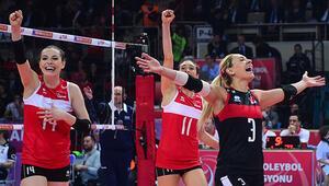 Türkiye 3-1 Almanya