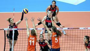 Türkiye 0-3 Hollanda