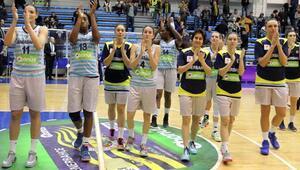 Good Angels: 58 - Fenerbahçe: 67