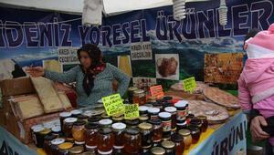 Akhisar'da yöresel ürünler festivali