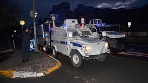 HDP Beyoğlu İlçe Binasında arama