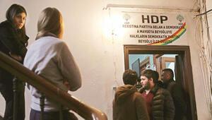 HDPye cinayet baskını