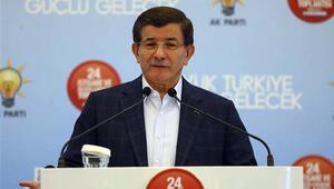 Davutoğlundan sert Suriye suçlaması