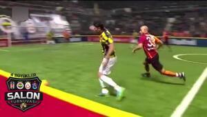 4 büyükler salon turnuvası şampiyonu Fenerbahçe Veteran