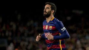 Barcelona bu akşam erteleme maçına çıkacak Arda Turan ilk 11'de mi