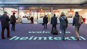 Heimtekstil'e 211 Türk şirketi katıldı