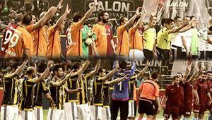 Fenerbahçe ve Galatasaray finalde