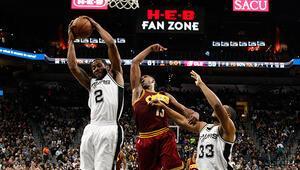 San Antonio Spurs 99-95 Cleveland Cavaliers