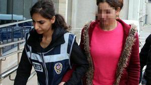 Kendisini kaçırmaya kalkan kişiyi öldüren genç kız tutuklandı