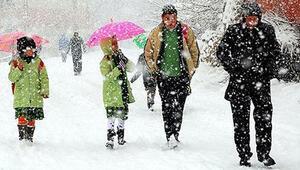 19 Ocakta kar tatili olan iller hangileri