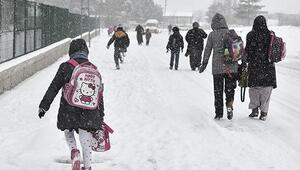 20 Ocak 2016 Bursada Okullar tatil mi