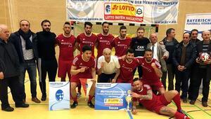 Dergahspor Bavyera şampiyonluğu için mücadele edecek
