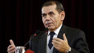 Dursun Özbek: UEFA 1+1 yıllık men istiyor