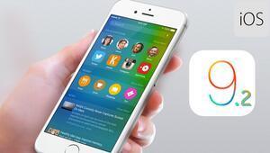 iOS 9.2.1 güncellemesi yayınlandı | İndirin
