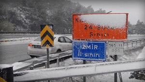 İzmirde Kar Yağışı Başladı mı Okullar Tatil mi