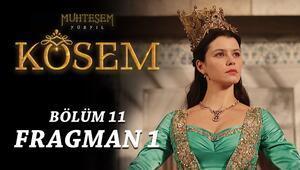 Muhteşem Yüzyıl Kösem 11. bölümde Kösem Sultan Hamile - izle