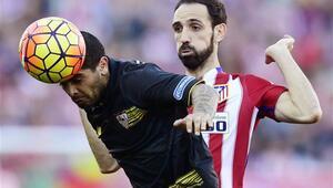 Atletico koltuktan düştü