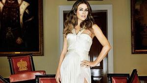 Elizabeth Hurley: O elbiseyi giymeseydim daha değerli bir oyuncu olabilirdim
