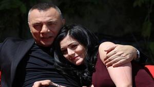 Oktay Kaynarca Deniz Çakır aşkının ilk fotoğrafı