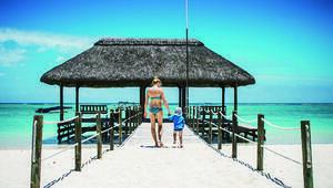 Turkuvaz sulara yolculuk... Yeryüzündeki cennet: Mauritius
