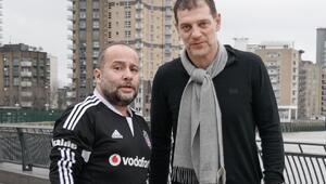 Beşiktaş'ın eski hocası Slaven Bilic: Kadınlara saygım sonsuz amafutbol onlardan daha güzel