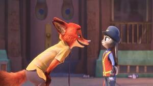 Disney'in yeni animasyonu Zootropolis: Hayvanlar Şehri'nden fragman