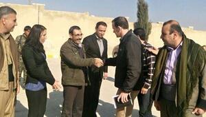 Flaş iddia: Obamanın IŞİD Özel Temsilcisi McGurk Kobaniye gitti