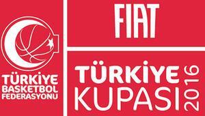 Türkiye Kupasında çeyrek final eşleşmeleri belli oldu