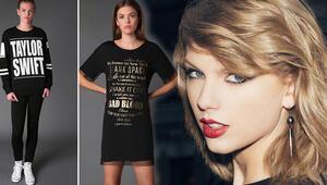 Taylor Swift ilk koleksiyonuyla karşımızda