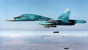 Rusya'dan YPG'ye hava desteği mi