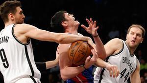 Brooklyn Nets 100-105 Detroit Pistons