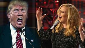 Adeleden Donald Trumpa sert tepki