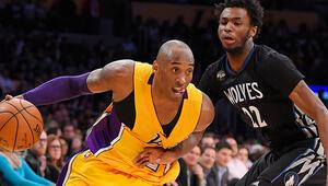 Kobenin 38 sayısıyla Lakers 10 maç sonra kazandı