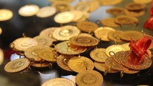 Altın fiyatlarında bugün. Çeyrek altın fiyatı kaç lira