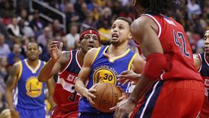 Currynin 51 sayısı Warriorsı taşıdı