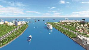 Kanal İstanbul'a yeni güzergâh