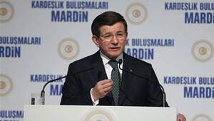 Başbakan Davutoğlu Terörle Mücadele Eylem Planını açıkladı