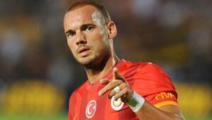 Çinlilerin yeni hedefi Sneijder
