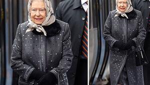 Kraliçe II. Elizabethten stil dersleri: Eski parçalarla yeni imaj yaratmak