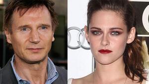 Liam Neesonın gerçek aşkı Kristen Stewart mı