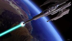 Uzayda bir silahla ateş etsek ne olur