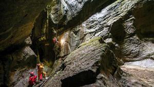 Yeraltındaki güzellikler:Küre Dağları Mağaraları
