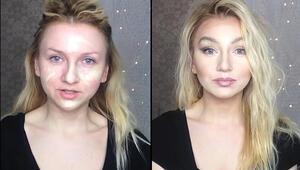 Makyajla bir Victorias Secret mankenine dönüşmek mümkün mü