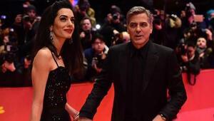 Clooney, Merkel ile buluşacak