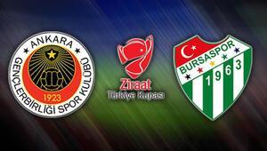 Gençlerbirliği - Bursaspor maçı ne zaman, saat kaçta, hangi kanalda