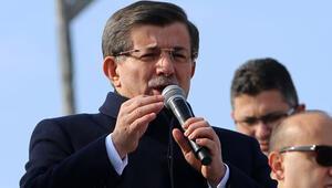 Başbakan Davutoğlu: Halepin etnik kıyım yoluyla boşaltılmasına izin vermeyeceğiz