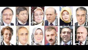 Cumhurbaşkanı Erdoğana 5 ayda 23 başdanışman